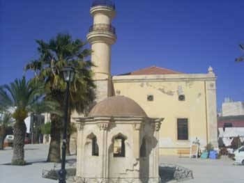 The Mosque of Ierapetra