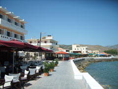 Restaurants in Kissamos
