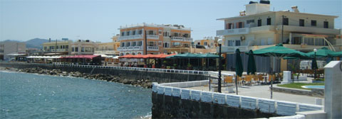 Kissamos (Kastelli) on Crete
