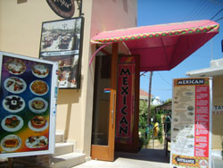 Mexican Restaurant in Platanias Crete (Greece)