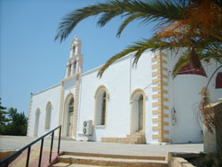 Pitsidia Church