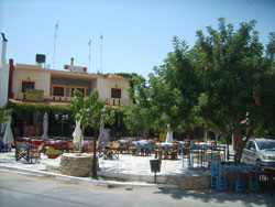 The Central Square of Pitsidia