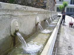 Spili - The Famous Fountain