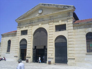 Marktet Hall in Chania